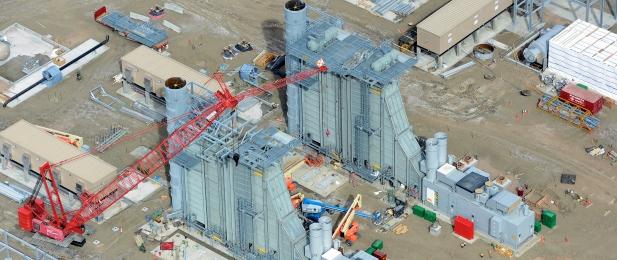 Black Hills Energy Pueblo plant