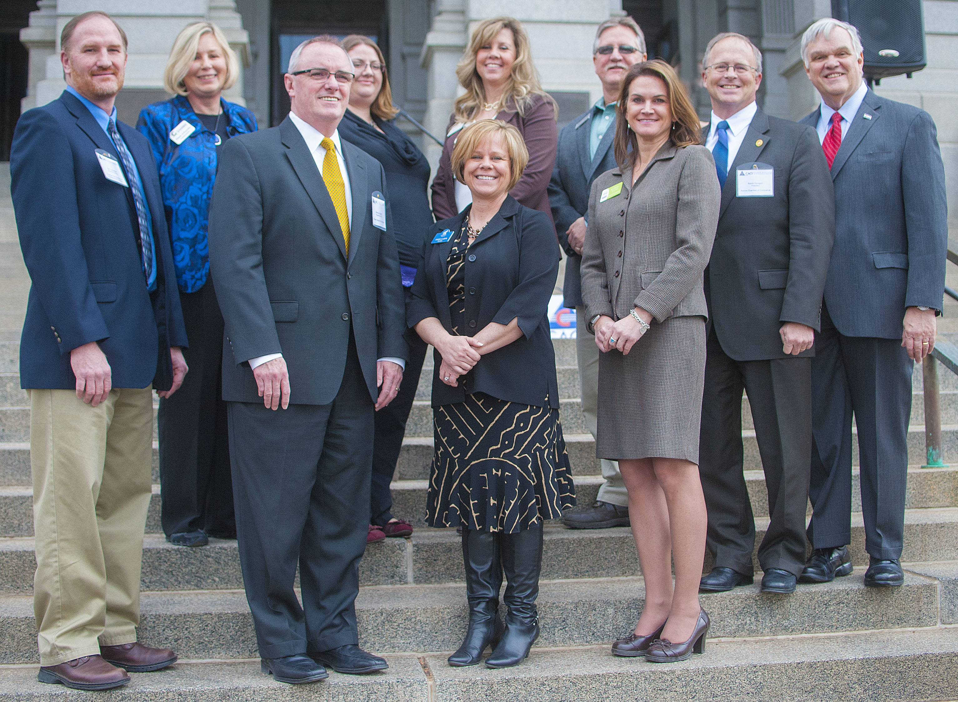Rally Highlights Caci S Chamber Day At The Capitol
